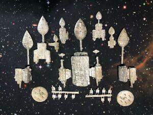 Full Thrust GZG NAC New Anglian Confederation Star Trek Star Wars Spaceship Mini