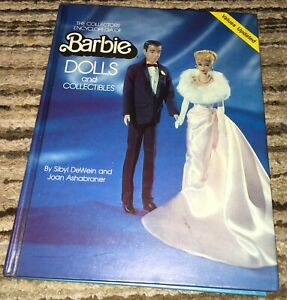 The Collector's Encyclopedia of BARBIE Dolls and Collectibles Book- Sibyl Dewein