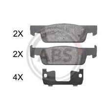 Brake Pads Lining Set Smart 453
