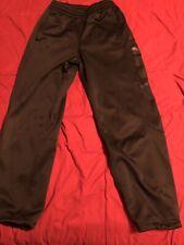 New listing Boys Nike Elite Dri-Fit Black Sweat Pants Youth Large