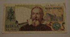 BANCONOTA ITALIANA, 2000 DUEMILA LIRE, 1983 (YA 543887 V) IN estremamente fine (EF)