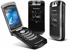 New Blackberry Pearl Flip 8220 - Black - Smartphone