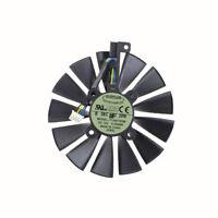 T129215SM DC12V 0.25AMP Graphics Fan ASUS ROG STRIX GeForce GTX1050TI O4G GAMING