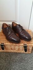 Edward Green Mens Brogue shoes danite sole size  7.5uk 202E Last