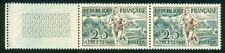 France Olympische Spiele Olympic Games 1952 ERROR Runner with Green leg MNH