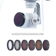 NiSi Filter kit for DJI Phantom 4 Pro (6 Pack) Neutral Density