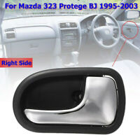 Right Side Inner Inside Interior Door Handle For Mazda 323 Protege BJ 1995-2003