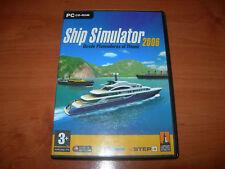 SHIP SIMULATOR 2006 gioco PC NUOVO INCELOFANATO