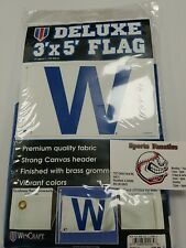 Chicago Cubs Official MLB Flag 3x5 Deluxe Banner by WinCraft 024848