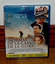 NORMES DE LA MAISON DE LA CIDRE - LOT COMBO BLU-RAY + DVD - NUEVO-PRECINTADO