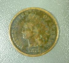 1874 Indian Head Cent Penny