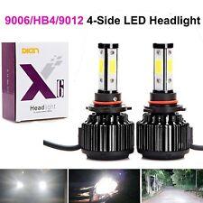 9006 HB4 9012 LED Headlight Bulbs 20000LM 200W 6000K Cool White Conversion Kit