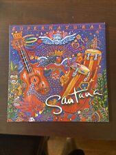 SANTANA original gatefold Vinyl 2LP Supernatural 19080 1-1999-2000 Arista