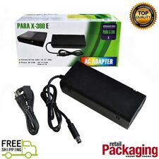 AC Adapter Charger Power Supply Cord for Xbox 360 E Brick Game Console New