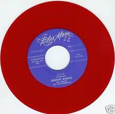 Johnny Amelio-Jugue /Downbeat's-Blue Moon 405 Red Vinyl