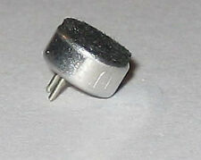 Mini Electret Microphone with Dustscreen and Pins  - Spy Microphone - 6mm x 4mm