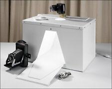 NEW! LED PRISMA PHOTO LIGHT BOX DIGITAL JEWELRY PHOTOGRAPHY