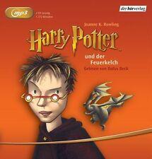 Harry Potter und der Feuerkelch 2 CD Hörbuch (Teil 4)