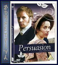 PERSUASION - COMPLETE ITV ADAPTATION (2007)**BRAND NEW  DVD **