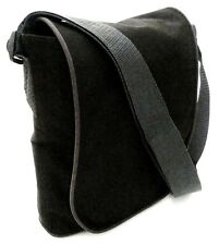 NEOPRENE IPAD HAVERSACK black messenger shoulder bag satchel IPAD case cover