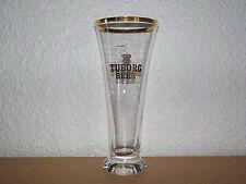 Bierglas Tuborg Beer 0,3 RI Goldrand