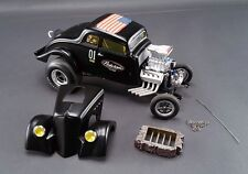 PORK CHOP'S 1933 WILLY'S GASSER JAILBREAK LTD ED TO 960PCS 1/18 BY ACME A1800907