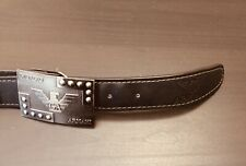 Stylish Brown Armani Men's Belt