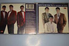 Requiebros – La Alegria Del Real. CD-Album