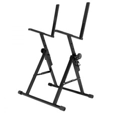 Stage Monitor Or Guitar Amp Stand 17-24 Inch Adjustable Height And Holds 15