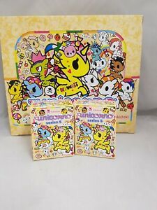 Tokidoki Unicorno Series 5 Bundle of 2 Blind Box Figures Sealed new