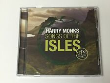 Harry Monks - Songs Of The Isles (12 Track CD)