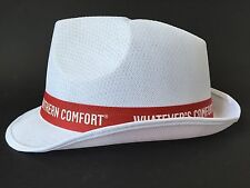 "Southern Comfort ""Forever Comfortable"" Hut Strohhut Bourbon Whisky Deko Bar NEU"