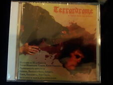 Terrordrome A Trip In Deep Red CD (Remastered)