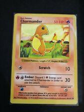 1999 Wizards Charmander 46/102 pokemon