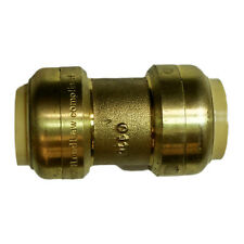 "1"" Push Fit Fittings Quick Connect Coupling Sharkbite-Style"