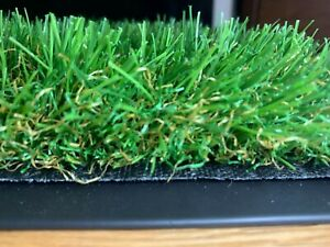 New Cosmo 35mm Artificial Grass off cut Realistic fake lawn Astro Turf Garden