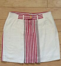 Limited Edition Brooks Mini Skirt By Koto Bolofo Size 12 NW ANTHROPOLOGIE Tag