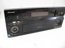 Pioneer Elite VSX-74TXVi Receiver Face Plate Front Controls Panel Display Volume
