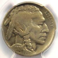 1924-S Buffalo Nickel 5C - PCGS VF Details - Rare Date - Scarce Date Coin!