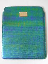 Apple iPad Pouch Case EMERALD Vivienne Westwood Tablet London SNAKE SKIN