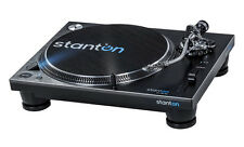 STANTON ST-150 M2 DIRECT DRIVE TURNTABLE w/ DECKADANCE SOFTWARE Authorized DLR