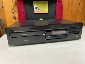 Nakamichi MB-3S 7 CD Disc Music Bank Player WORKS