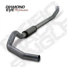 "Diamond Eye 5"" SS Turbo Back Single For 04.5-07 Dodge Ram Cummins 5.9L Diesel"