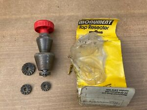 Monument Pro Tap Reseater Tool 460U,unused old stock, in opened packet