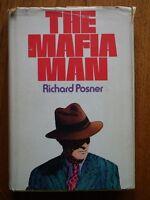The Mafia Man by Richard Posner *1973 1st UK edition*