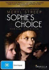 Sophie's Choice (DVD, 2016)