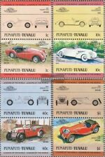 Tuvalu-Funafuti 13-20 Paare (kompl.Ausg.) postfrisch 1984 Autos