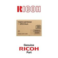 TONER RICOH NEGRO · AFICIO BP20 | BP22 (402430 · TYPE BP22) · ORIGINAL | NUEVO