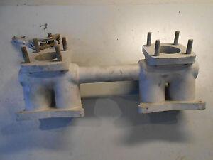 Stanpart High Port Intake Manifold 302119 - Triumph TR3 & TR3A -- #1JC