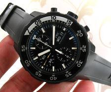 IWC IW376705 Aquatimer Chronograph Galapagos, Special Ltd Edition. Mint ! RARE